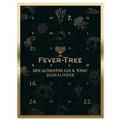 Fever-Tree Gin & Tonic Julekalender – UDSOLGT!