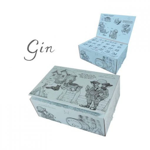 Julekalender - Gin