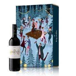 Vin Julekalender med 24 flasker junior vin +GRATIS flaske rødvin (presale)
